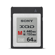 XQD M Series 32GB Memory Card