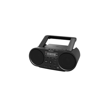CD Boombox with DAB+/FM Digital Radio Tuner and USB Playback