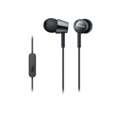 EX150AP In-Ear Headphones (Black)