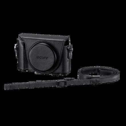 Jacket Case For Cyber-shot DSC-HX50V Black