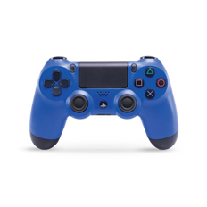 PlayStation4 Dual Shock Wireless Controllers (Blue)