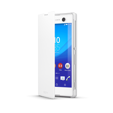 Style Cover Stand for Xperia T2 Ultra SCR14 (White)