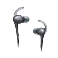 AS800AP Sport In-Ear Headphones (Black)