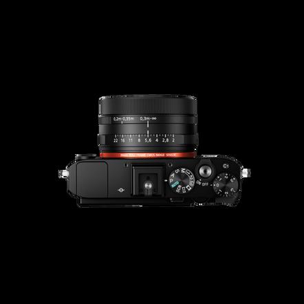 RX1R II Professional Digital Compact Camera with 35mm Sensor