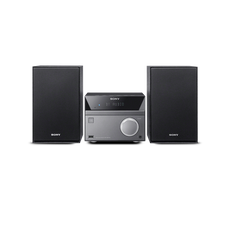 Hi-Fi System with Bluetooth