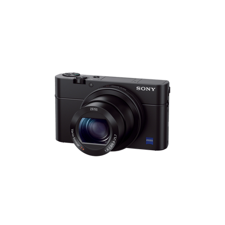 RX100 III Digital Compact Camera with 2.9x Optical Zoom