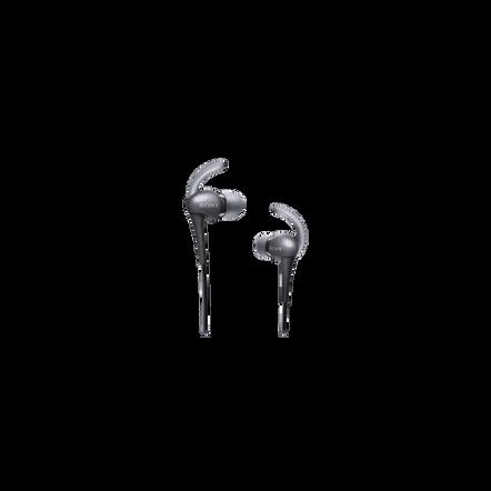 AS800AP Sport In-Ear Headphones (Black)