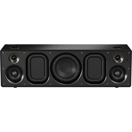 Wireless Multi-room Speaker (Black)