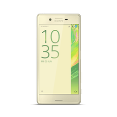 Xperia X (Lime Green)