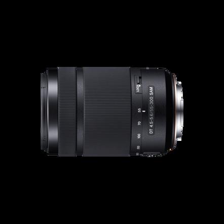 A-Mount DT 55-300mm F4.5-5.6 SAM Lens