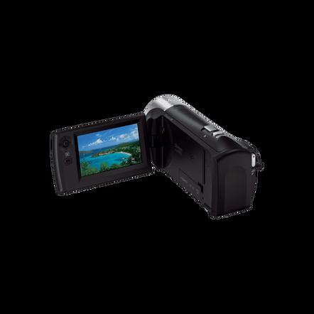 CX240E Handycam with Exmor R CMOS sensor