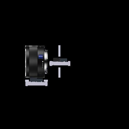 Sonnar T* Full Frame E-Mount FE 35mm F2.8 ZA Lens