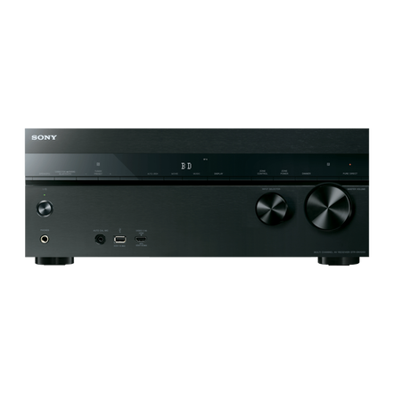 7.2ch AV Receiver with NFC & Wi-Fi