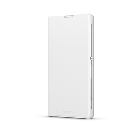 Style Cover Stand SCR48 for Xperia M5 (White)