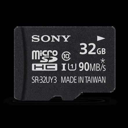 SR-UY3A Series microSD Memory Card