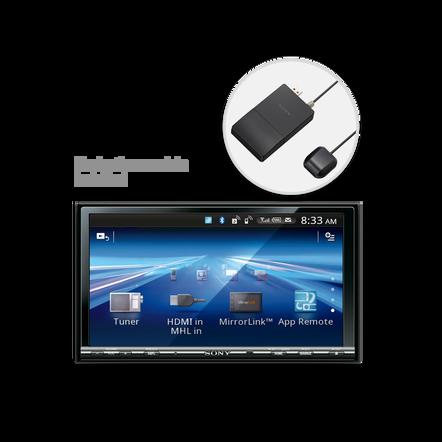 XAV712BT + XANV300T COMBO PACK