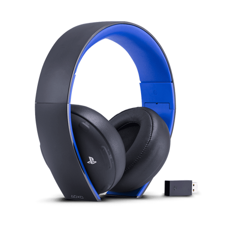 PlayStation4 Wireless Stereo Headset 2.0