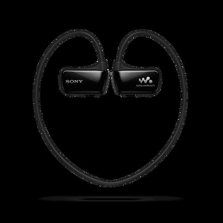 W Series Waterproof MP3 4GB Walkman (Black)
