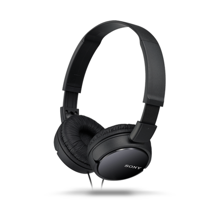 ZX110 Entry Overhead Headphones (Black)