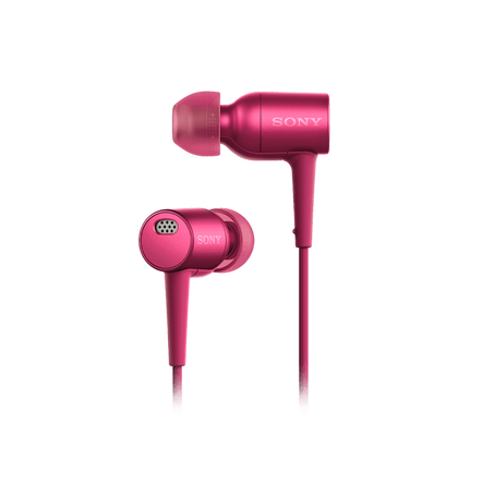 h.ear in Noise Cancelling Headphones (Pink)
