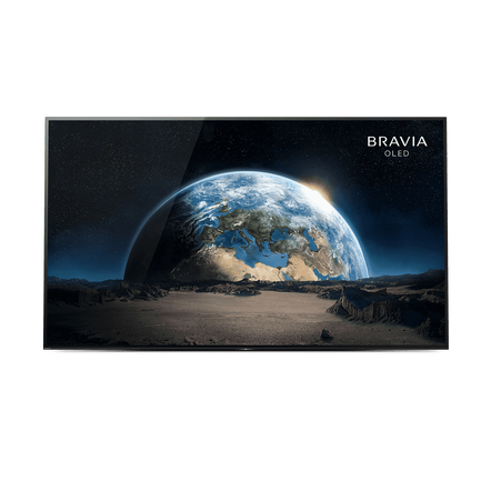 "65"" A1 4K HDR OLED TV with Acoustic Surface and Android TV"