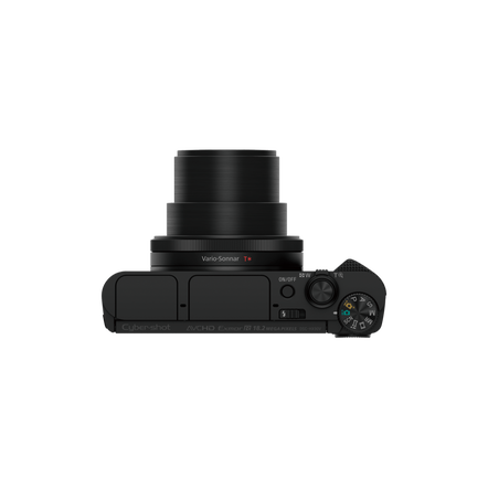 HX90V Digital Compact Camera with 30x Optical Zoom