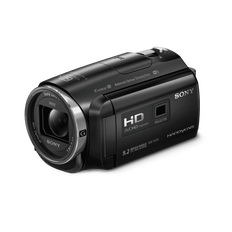 HD 32GB Flash Memory Handycam with Built-in Projector