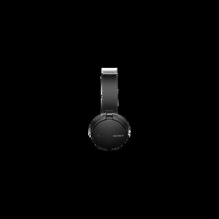 XB650BT EXTRA BASS Bluetooth Headphones (Black)