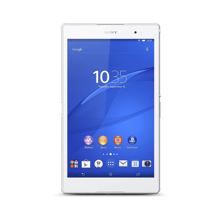 Xperia Z3 Compact Tablet 16GB Wi-Fi (White)