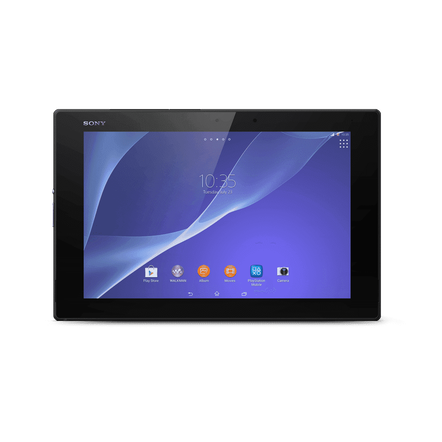 Xperia Tablet Z2 (16 GB, Wi-Fi, Black)