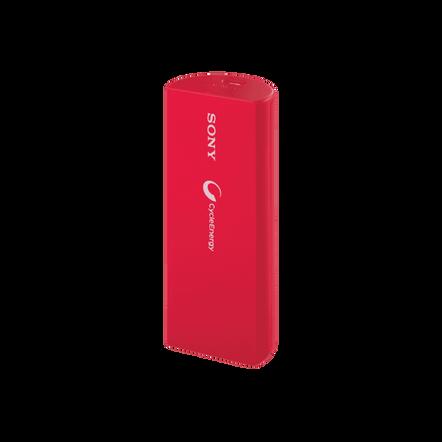 Portable USB Charger 3000mAH (White)