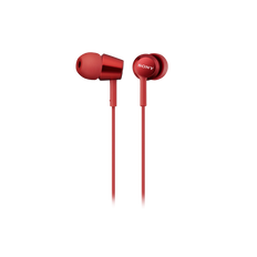 EX150AP In-Ear Headphones (Red)