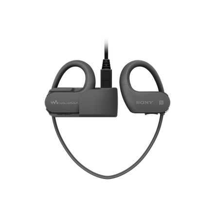 Waterproof and dustproof Walkman with BLUETOOTH Wireless Technology