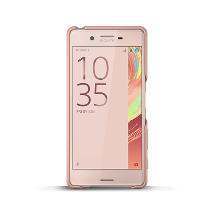Style Cover SBC22 for Xperia X (Rose Gold)