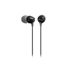 In-Ear Lightweight Headphones (Black)