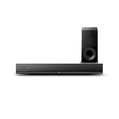 2.1ch Sound Bar with Wi-Fi/Bluetooth