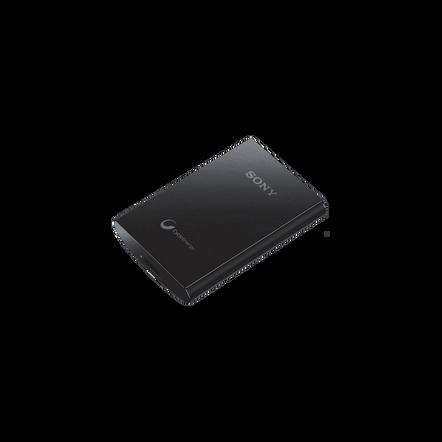 Portable USB Charger 3400mAH (Black)