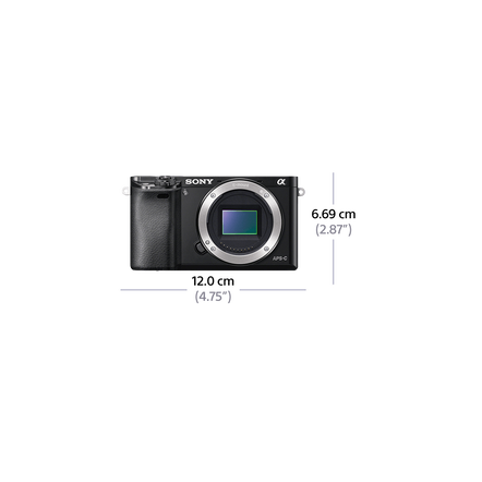 a6000 Digital E-Mount 24.3 Mega Pixel Camera