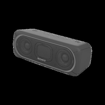 Portable Wireless Speaker with Bluetooth (Black)