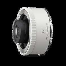 E-Mount 2x Teleconverter Lens