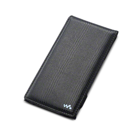 Leather Carrying Case for Z1000 Walkman Video MP3 players