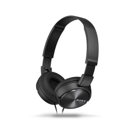 ZX310 Folding Headphones (Black)
