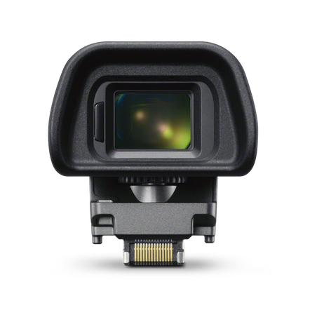 External Electronic Viewfinder