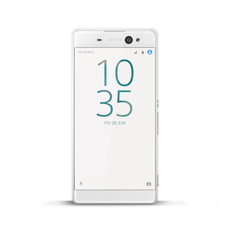 Style Cover SBC26 for Xperia XA (White)