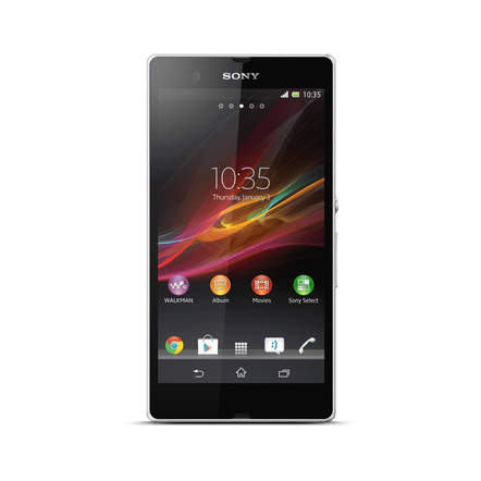 Xperia Z - Experience the best of Sony in a smartphone.