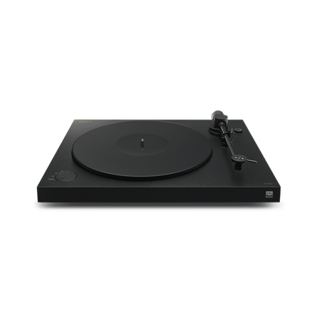 Turntable with High-Resolution recording