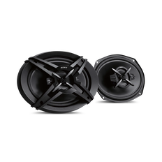 "16x24cm (6x9"") 3-Way Coaxial Speakers"