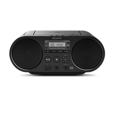 CD Boombox with DAB+/FM Digital Radio Tuner and USB Playback