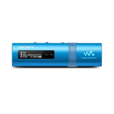 B Series 4GB MP3 Walkman (Blue)
