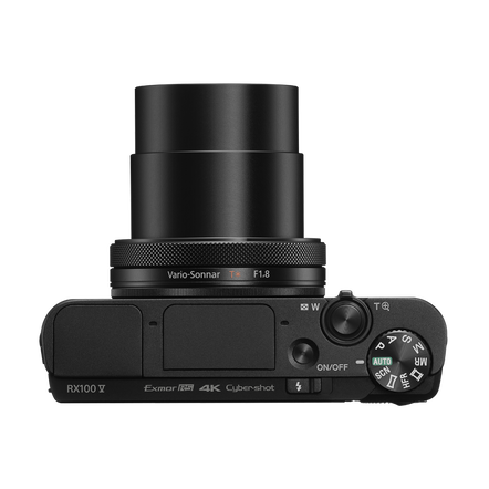 RX100 V The premium 1.0-type sensor compact camera with superior AF performance